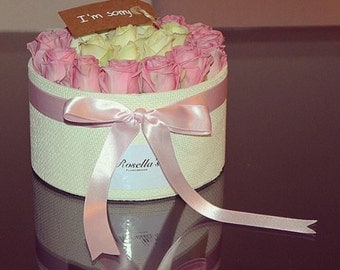 Rose Boxes in pink