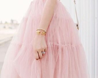 Tulle tutu skirt, puffy tulle skirt, skirt tea length skirt, skirt, skirt rockabilly 50 years, ballerina, tulle skirt, skirt, wedding junior bridesmaid