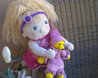 The lovely doll Poppelien