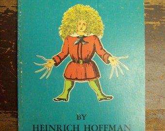 1980s Struwwelpeter Merry Stories ansd Funny Pictures Henrich Hoffman