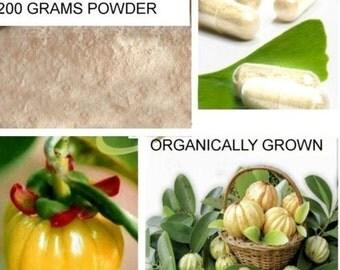Garcinia Cambogia extract weight loss 60,000mg BULK ORGANIC Raw   HCA natural weightloss  High Quality