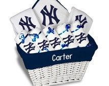 Unique Yankees Baby Shower Related Items Etsy