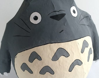 Totoro Pinata - My Neighbor Totoro Party - Totoro Birthday Party Game