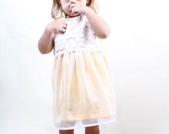 Yellow Sugar dress