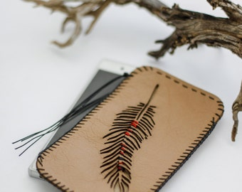 Leather phone case Iphone 6s
