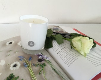 Meadow Walk Scented Soy Wax Candle.