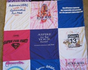 TShirt Blanket