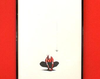 Spider-Man Spidey Sense Poster