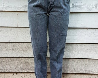Vintage 80s high waisted wrangler jeans