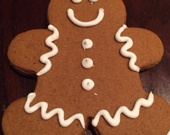 Gingerbread Men - 1 dozen