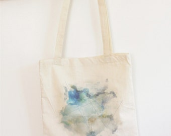 TOTE BAG ABSTRACT#3