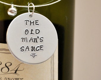 FATHERS DAY bottle charm