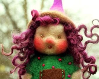 GNOME, dwarf, troll - finger puppet