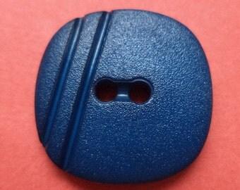 12 buttons dark blue 18mm (1365) button