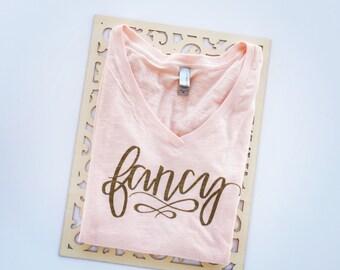 Fancy Shirt, Womens Graphic Tee, Cute T Shirt
