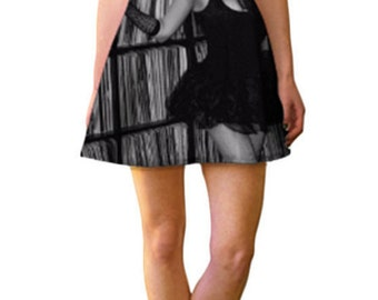 After Party Flare Dress