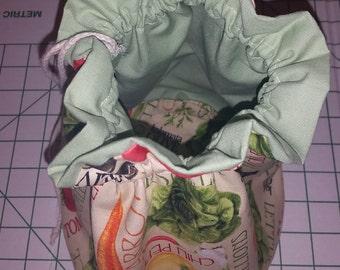 Tote bag, Veggie Garden - No discount on tote bags