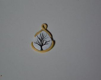 Tree of Life- Handmade Pendent