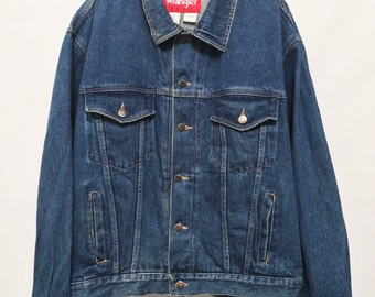 Vintage Wrangler 'Hero' Denim Jacket