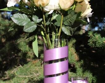 7.5in Cylinder Vase
