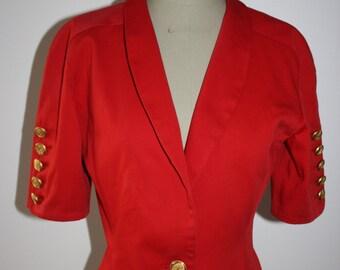 Yves Saint Laurent Variation Vintage jacket