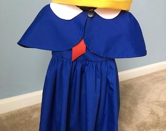 Madeline Blue Dress