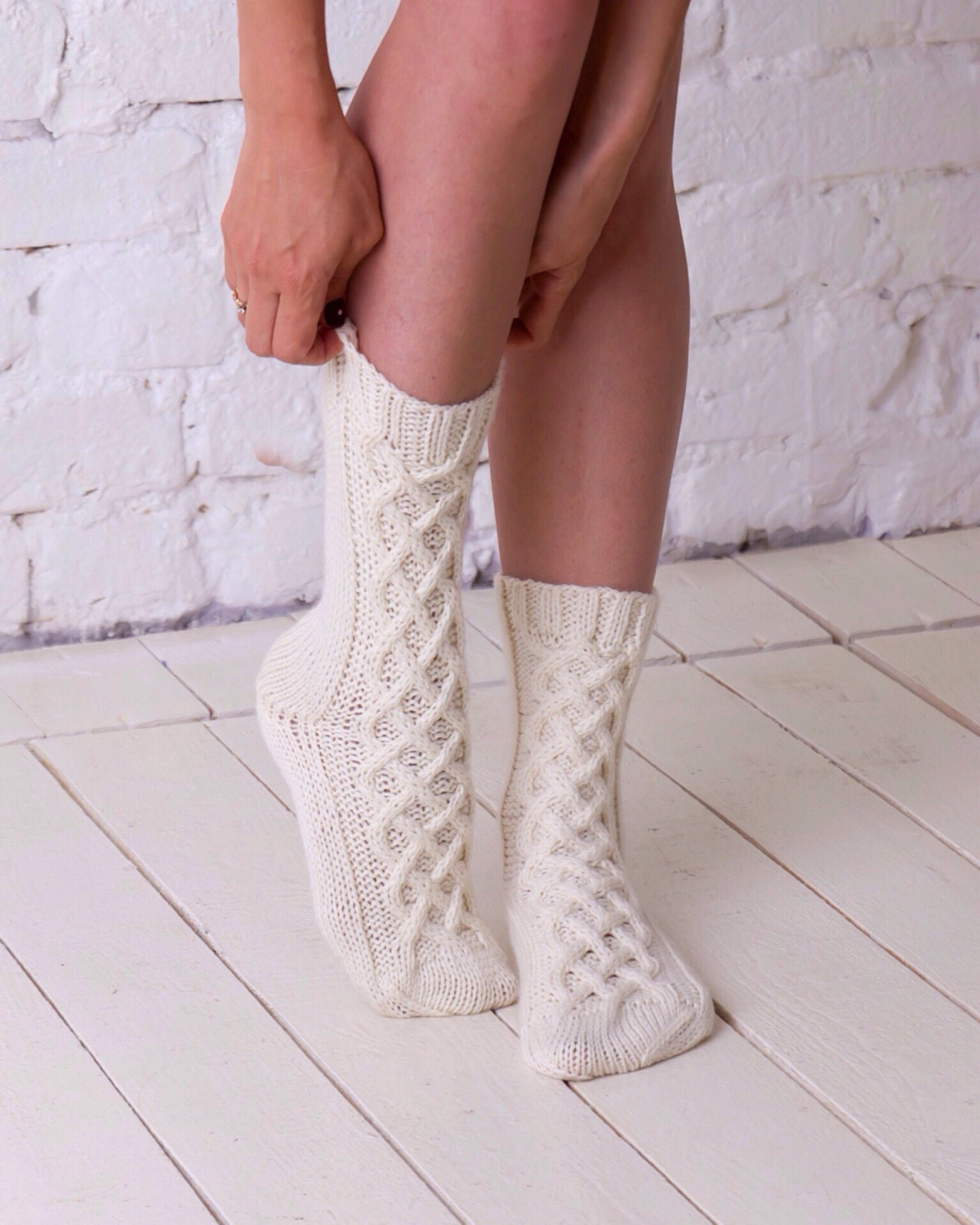 You searched for: hand knit wool socks! Etsy is the home to thousands of handmade, vintage, and one-of-a-kind products and gifts related to your search. No matter what you're looking for or where you are in the world, our global marketplace of sellers can help you .