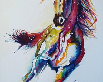 American Wild Horse (Original)