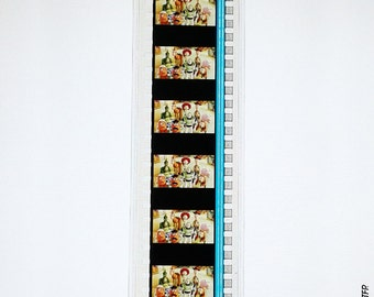 Bookmark Toy Story 3, Woody and Buzz Lightyear, movie Film strip // Unique handmade
