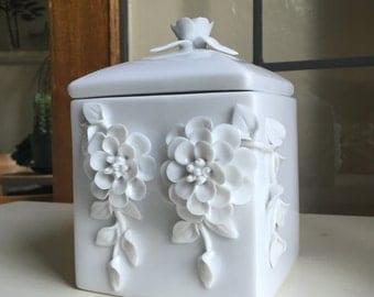 Ceramic Lidded Box
