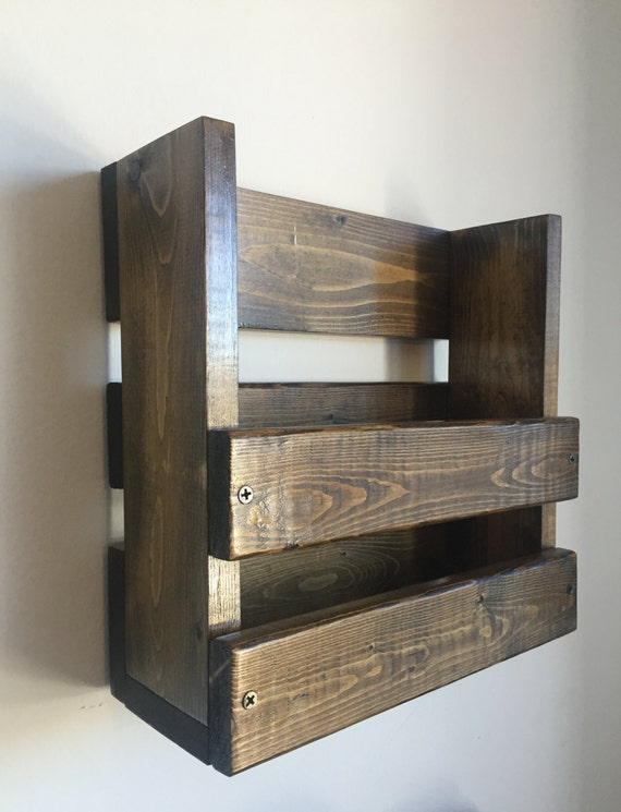 Rustic menu rack/ Bar menu rack