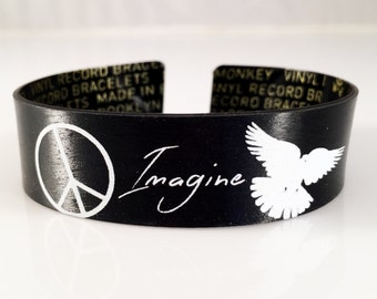 Imagine Bracelet - Band - White