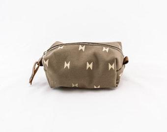La Luz Small Dopp Bag