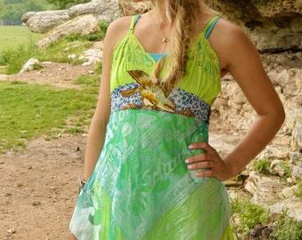 Rubypearl Hawaii Mini Slip Dress