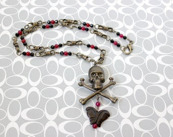 Pirate Necklace - Kaci Corax Collection