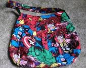 Marvel Avengers inspired purse/handbag
