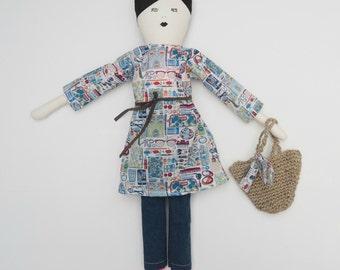 SALE Cloe, a limited edition doll