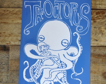 The Octopus comic