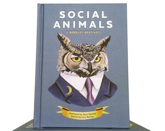 Social Animals: A Berkley Bestiary Book