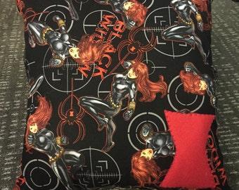 Marvel Comics Decorative Pillow