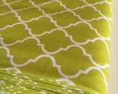 Sale fabric, 6 dollars a yard, Lime fabric, Quattro by Studio M,  Moda fabrics, Quattro in Lime- You Choose the Cut- Free Shipping Available