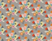 ORGANIC fabric, Wild Land by Birch Fabrics- Nesting, Boho fabric, Adventure, Arrow fabric, Nursery, Choose your cut