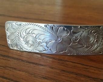 solid 925 brooch vintage