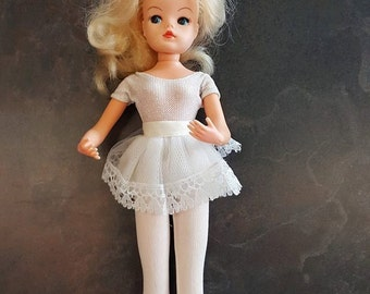 Vintage Ballet Doll