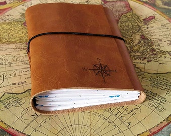 explorer journal with maps a travel journal - tremundo journals