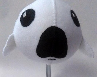 The Binding of Isaac Lil' Haunt Felt Plushie