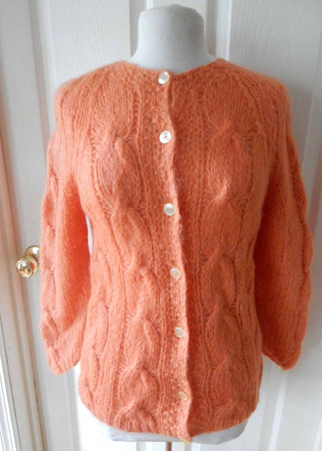 Vintage Mohair Sweater 63