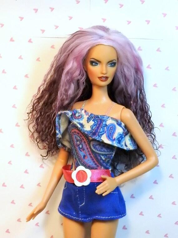 Doll Wig Barbie 32