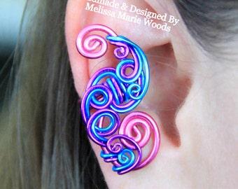 Loop-Tastic Ear Cuff - Bubble Gum
