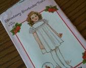 Strawberry Shortcake Fashions Pattern Size 5-6-6x